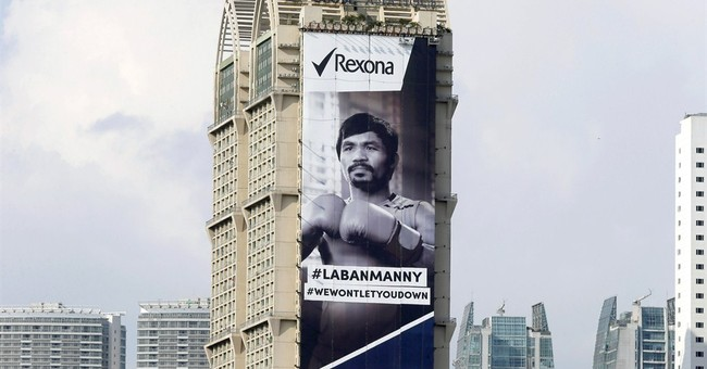Boxing loss could be Pacquiao's political win