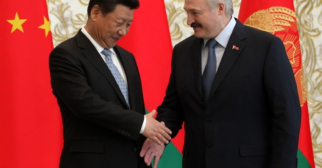 Chinese leader in Belarus to sign multibillion dollar deals