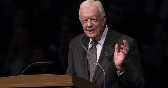 Feeling unwell, Jimmy Carter cuts short Guyana visit
