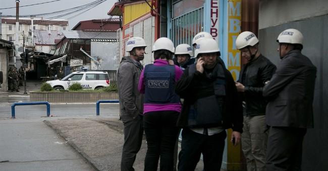 Gunmen in Macedonia had planned many attacks, leader says