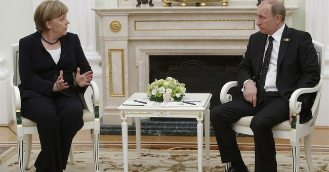 Germany urges Russia to put more pressure on Ukraine rebels