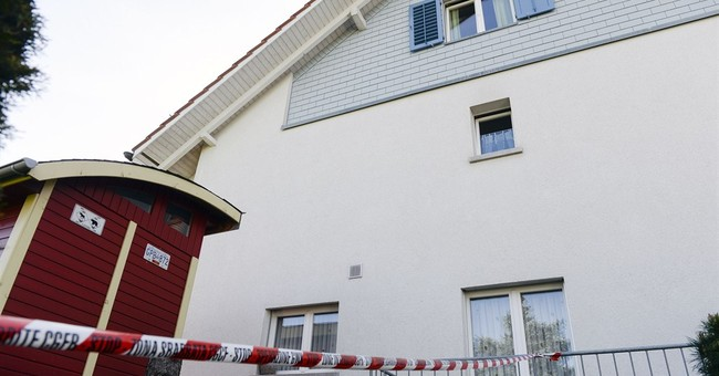 Police: Swiss shooting suspect had been in psychiatric care