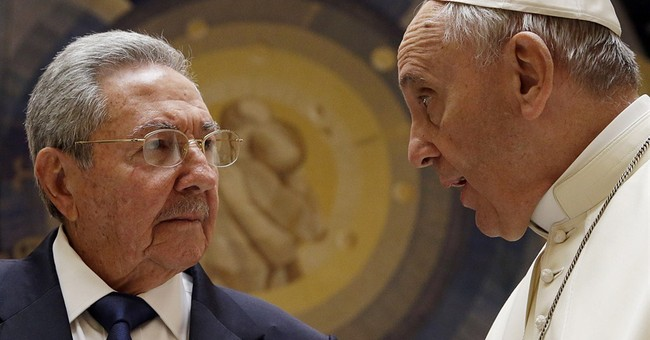 Castro: Pope Francis so impressive I might return to church