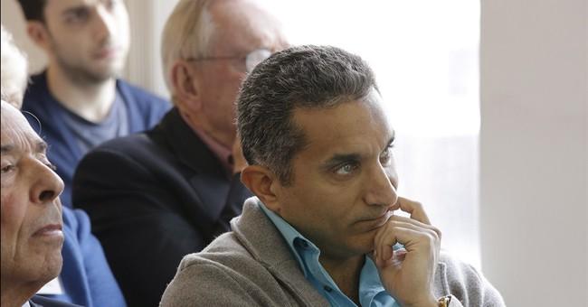 'Jon Stewart of Egypt' eyes next project after Harvard stint