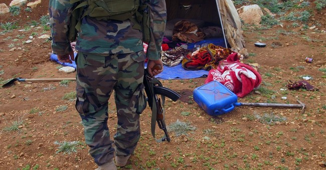 Hezbollah leads fight in strategic Syrian mountain range