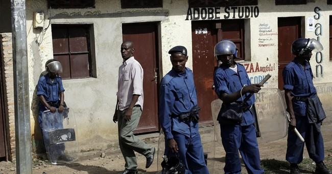 Burundi: 1 killed in protest against president's 3rd term