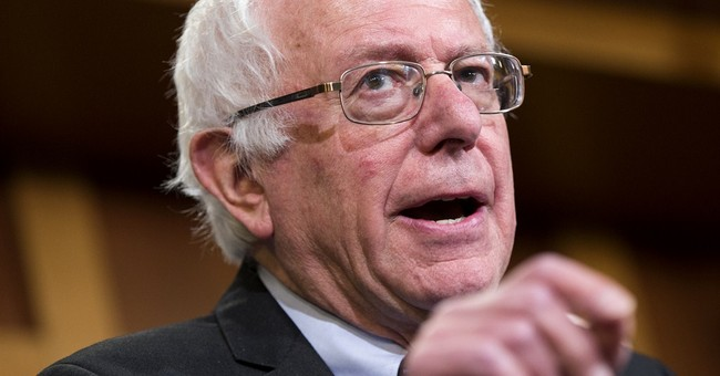 Bernie Sanders has had 4 decades to rehearse stump speech
