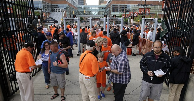 Orioles' return launches big sports week in Baltimore