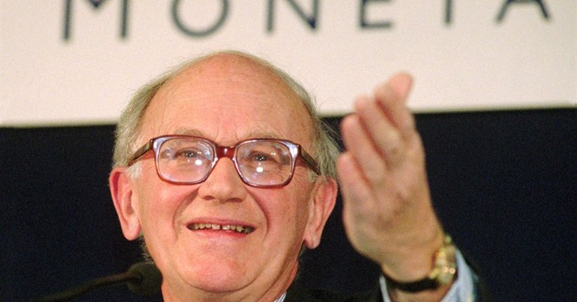 Alexandre Lamfalussy, helped found euro currency, dies at 86