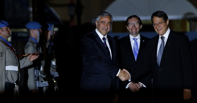 UN envoy says Cyprus reunification talks to resume May 15