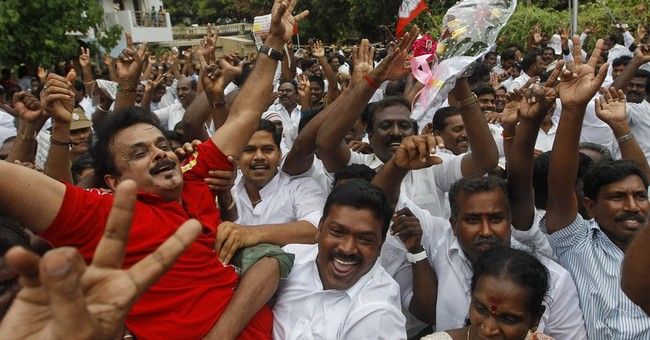 Powerful southern Indian politician cleared of corruption
