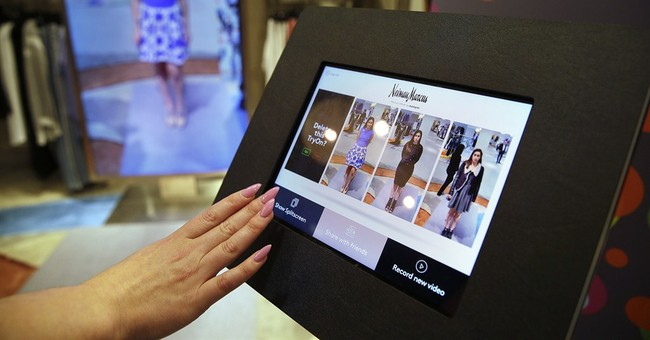 Mirror, mirror on the wall: Smart mirrors boost sales