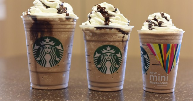 Starbucks hopes 'Mini Frappuccino' tempts new customers