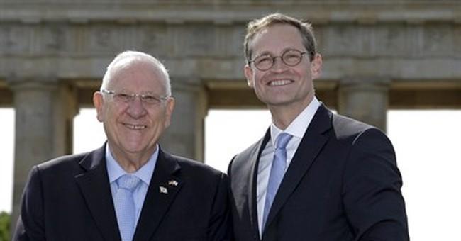 German, Israeli presidents mark 50 years of diplomacy