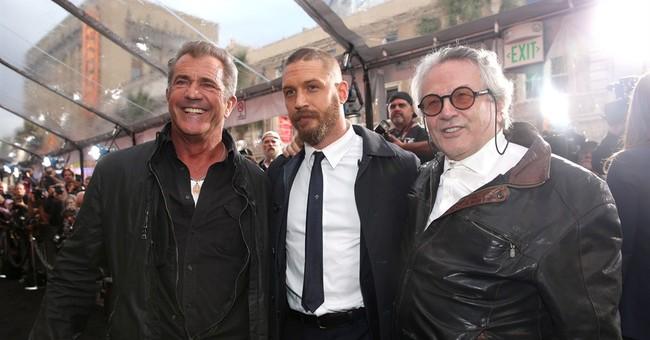 Miller's dystopian dream roars again in 'Mad Max: Fury Road'