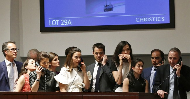 Picasso painting sells for $179M; Giacometti sculpture $141M