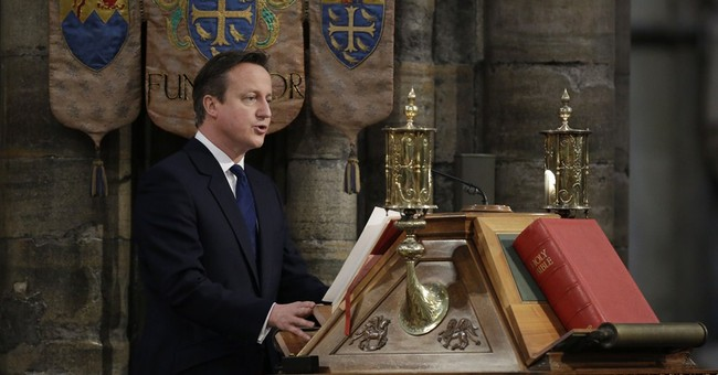 Despite majority, UK's Cameron faces Conservative rebellion