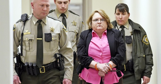 Woman gets life sentence in granddaughter's running death