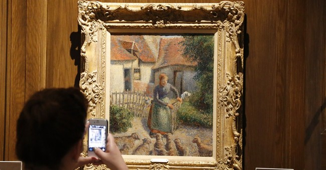 Oklahoma lawmakers call on school to return stolen Pissarro