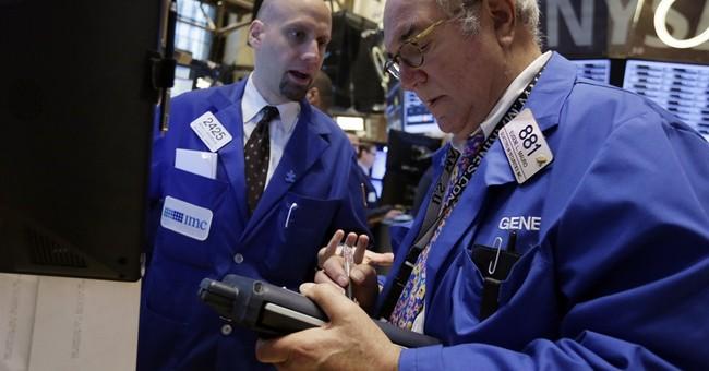 US stocks open lower following weakness in Europe; AOL soars