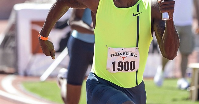 Gatlin eager for showdown with Bolt in August at worlds