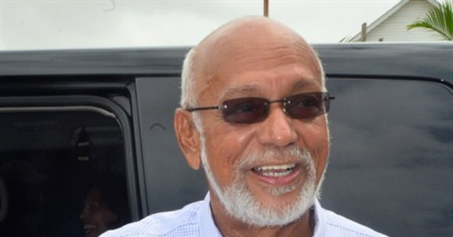 Guyana opposition vote count shows victory over ruling party