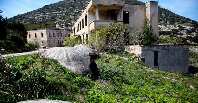 Albania sees tourism for island with military past