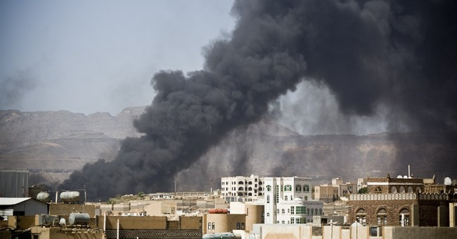 Yemen officials say some ground fighting after cease-fire