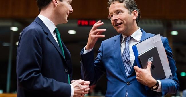 Britain's Osborne spells out mandate on EU referendum