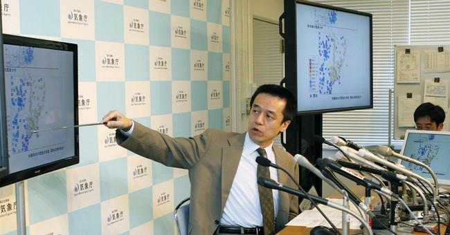 Strong quake shakes northeast Japan, no tsunami risk