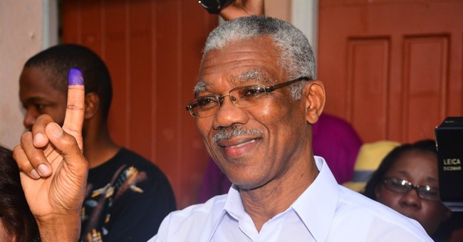 Ex-Army general expected to become Guyana's new president
