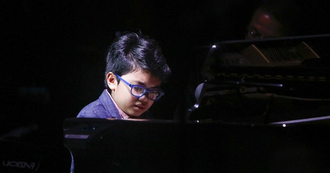 11-year-old Indonesian jazz piano prodigy releases debut CD