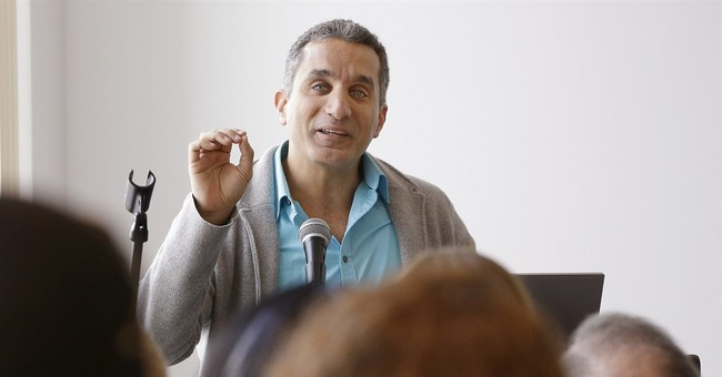 Egyptian satirist Bassem Youssef to host Int'l Emmy Awards