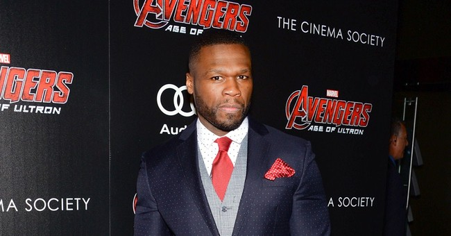 Police: Rapper 50 Cent not a suspect in Vegas robbery case