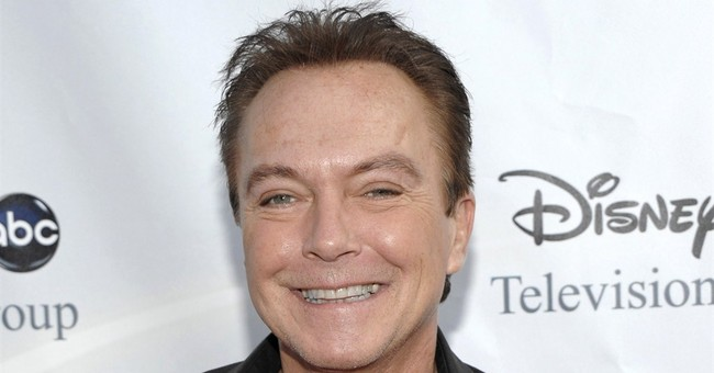 1970s idol David Cassidy fined $900 in drunken-driving case