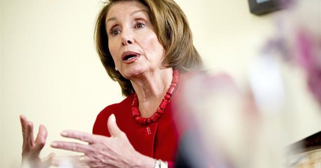 AP Interview: Pelosi predicts GOP ruin on health care case