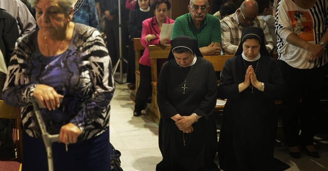 Holy Land Christians celebrate sainthood of Arab nuns