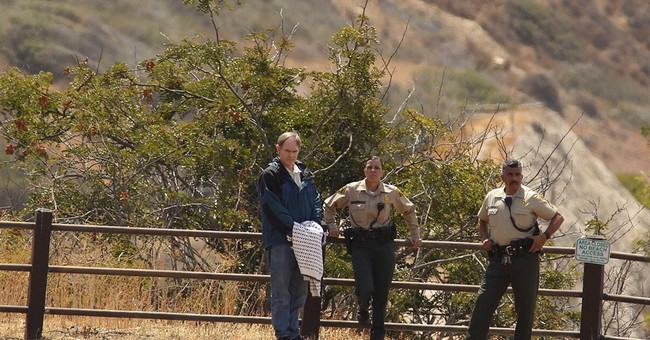 Father convicted of tossing daughter to death off cliff