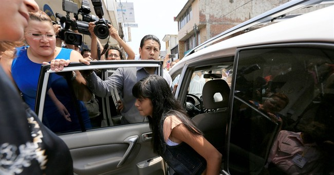 Mexico doing DNA tests on girl in mistaken-identity case