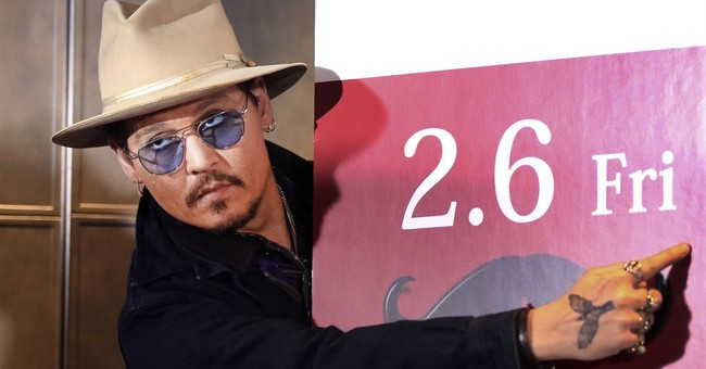 Australia to Depp: Fly your dogs out or we'll put them down