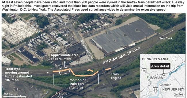 Amtrak crash scrambles commutes across Northeast Corridor