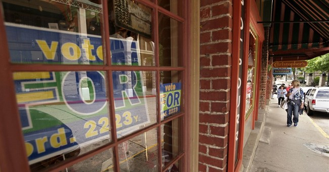 Arkansas town's vote opens fight over law cast as anti-gay