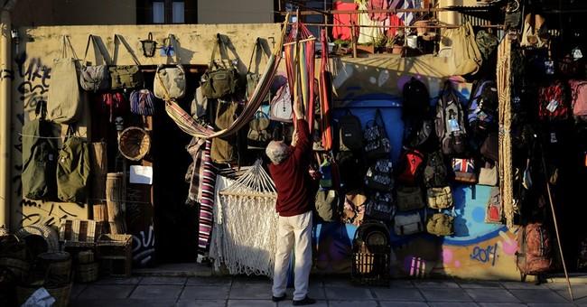Eurozone growth outstrips US despite fresh Greek recession