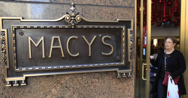 Macy's sales to overseas tourists pinched by stronger dollar