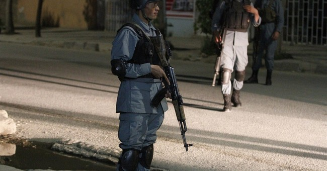 Afghan police: Guesthouse siege ends with 5 dead, 6 wounded