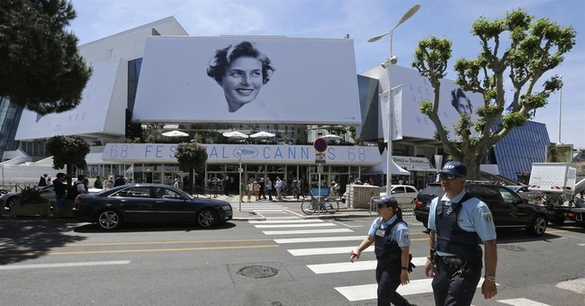 Behind the glitz, Cannes casts a tight security net