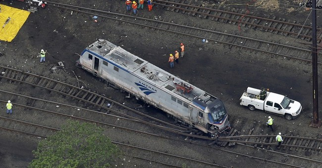 AP estimates train in deadly crash was traveling 107 mph