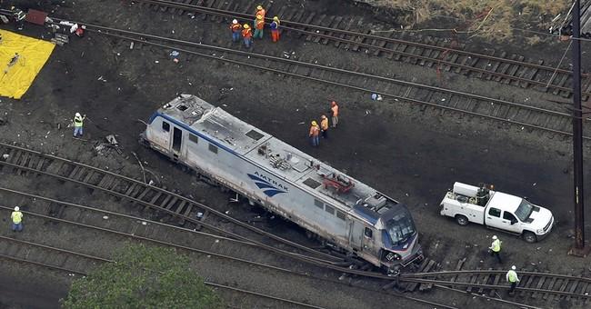AP estimates train in deadly crash was traveling 107 mph