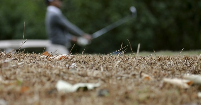 California golf courses tee up water-saving measures