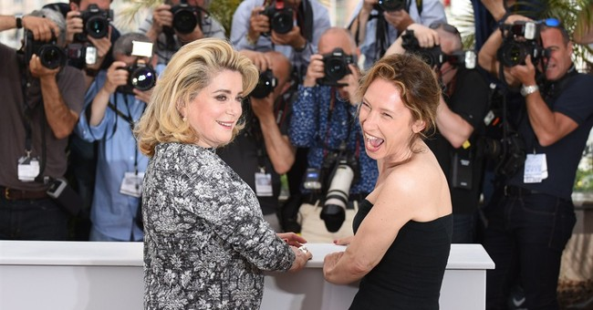 CANNES WATCH: Deneuve sad at the death of glamour